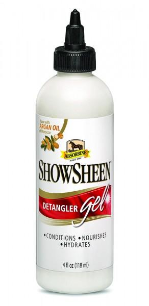 Absorbine Show Sheen Detangler Gel 118 ml