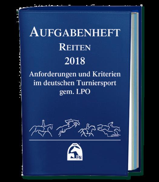 FN Verlag, Aufgabenheft Reiten 2018