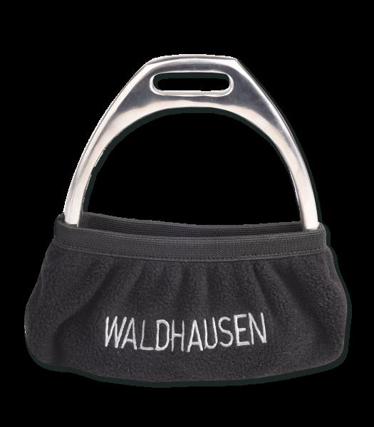 Waldhausen Steigbügelhülle schwarz 2er Set