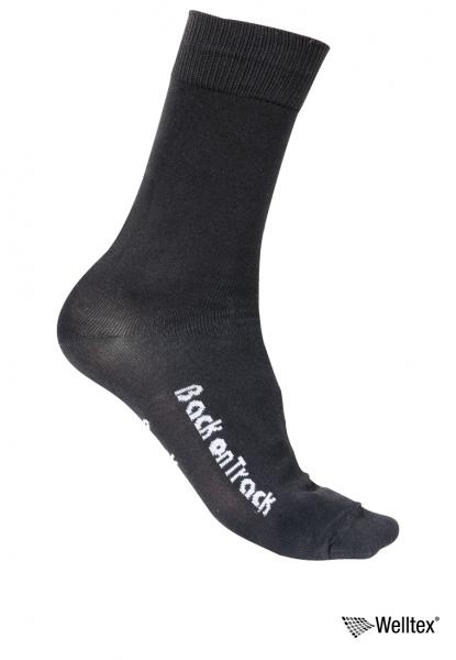 Back on Track Socken schwarz