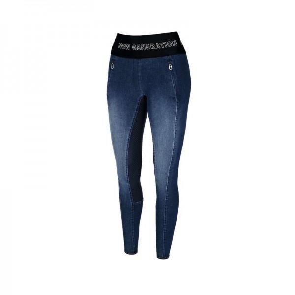 Pikeur Reithose Gwen Grip Jeans Athleisure New Generation